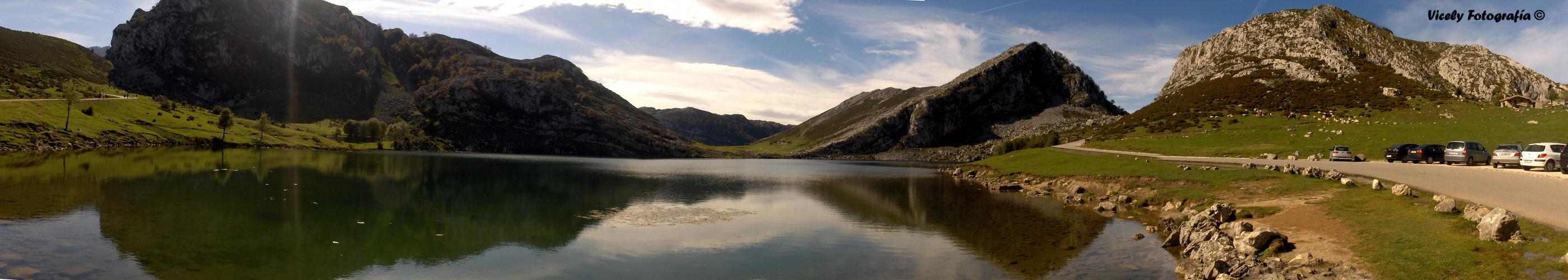 lagos de covadonga asturias 2