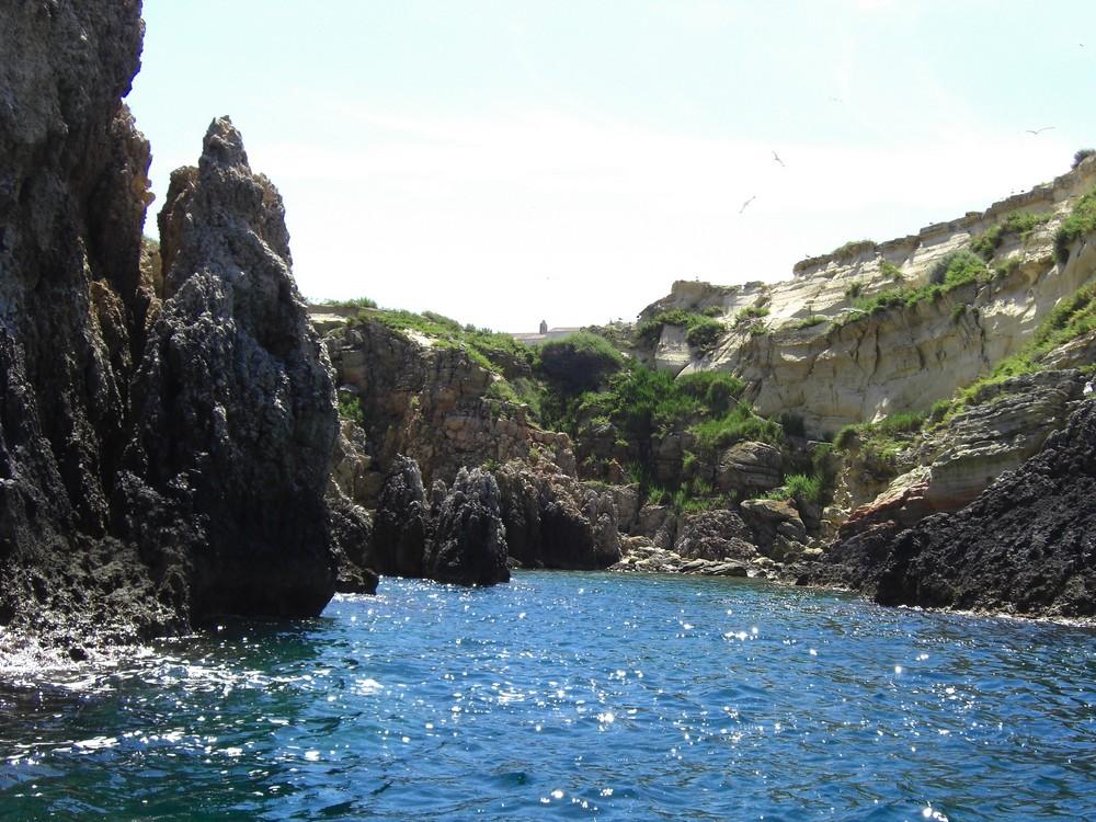 ...Laguna blu...
