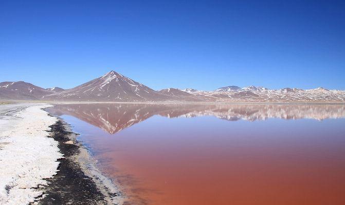 Laguna, Bolivie