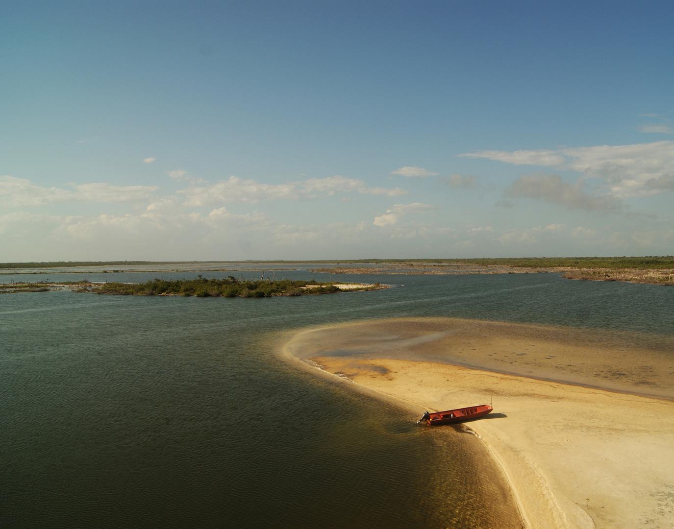 Laguna cozumel