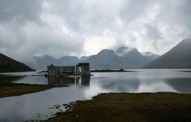 Laguna de Mojanda - 4263m