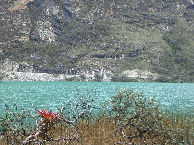 Laguna Llaganuco in Huaraz