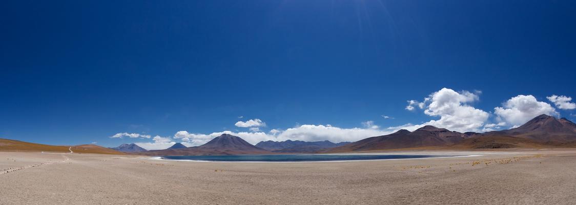 Laguna Miscanti, Chile, Atacama Wüste