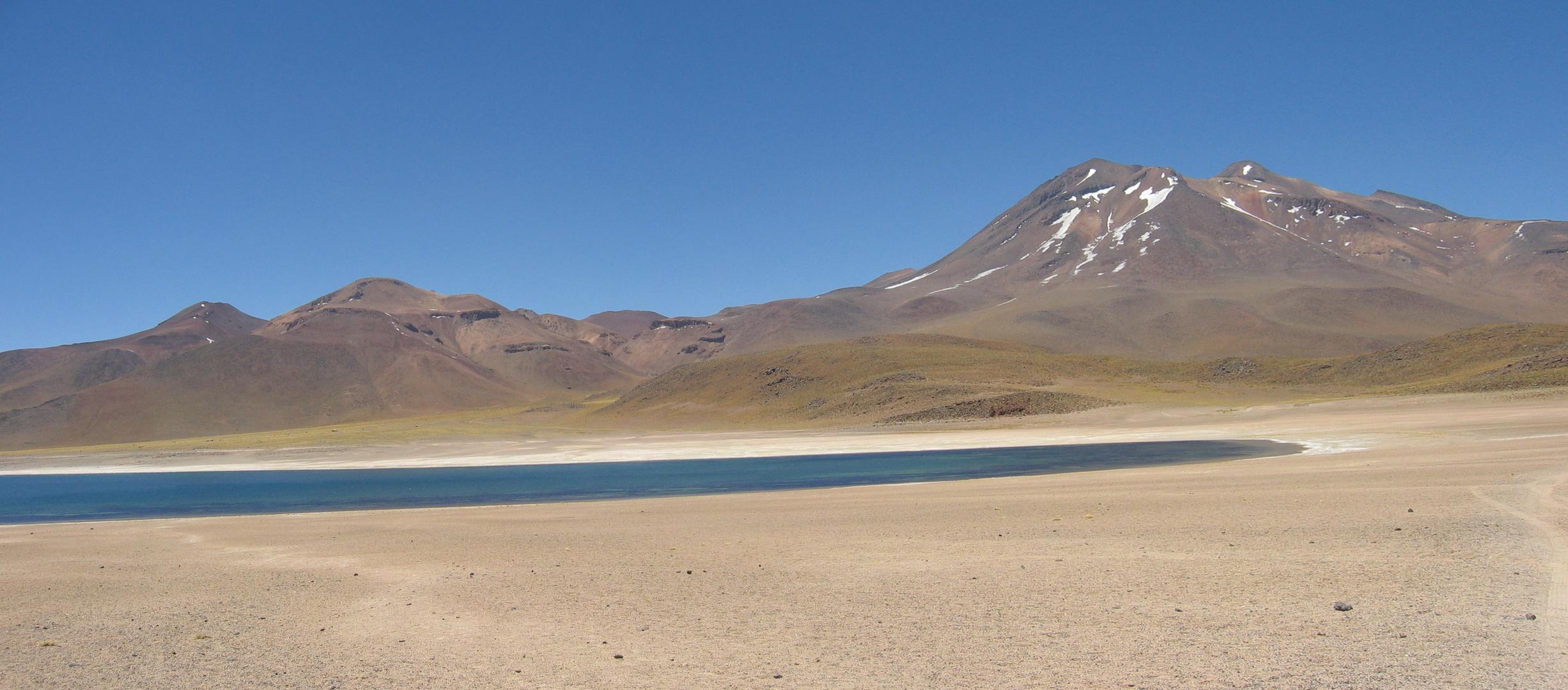 Laguna Miscanti - Chile - Atacama Wüste