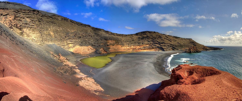 Laguna Verde, Lanzarote