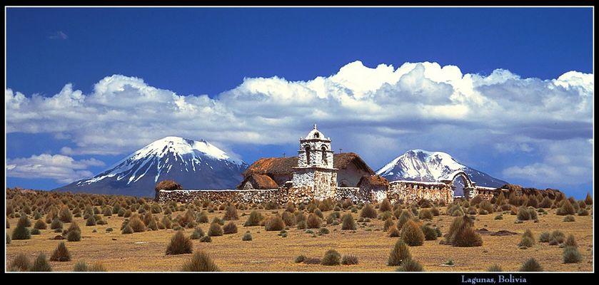 Lagunas, Bolivien