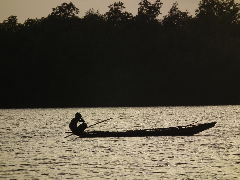 Lagune Cotonou