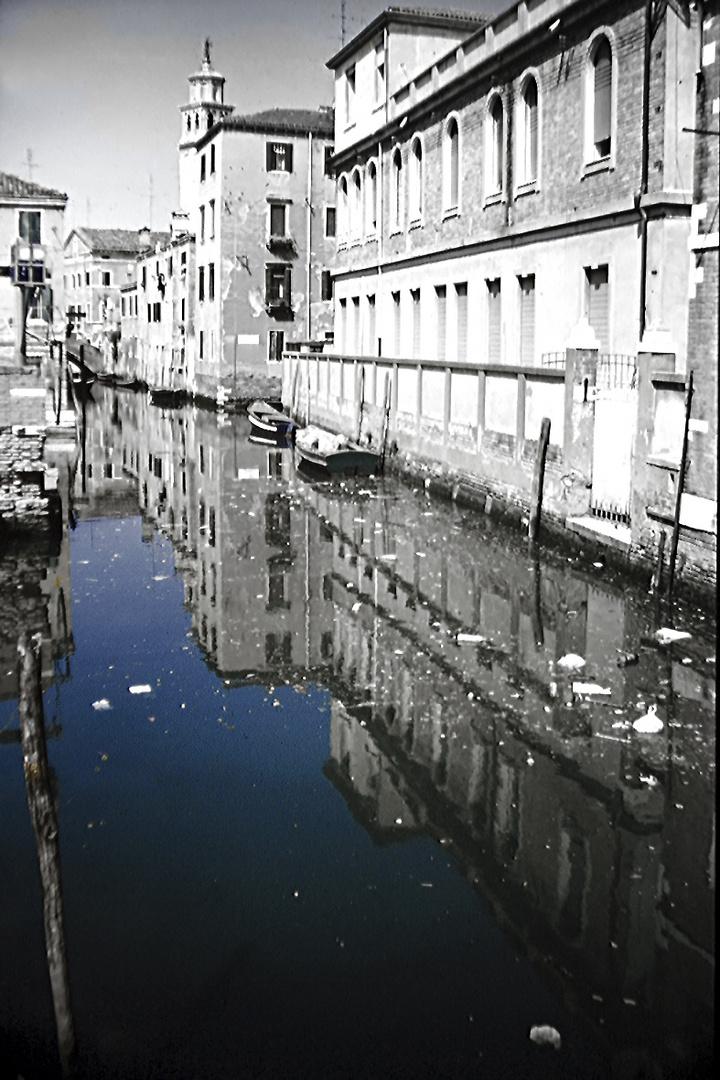 Lagune - Venedig