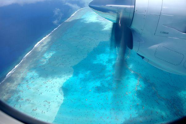 Lagune von Aitutaki
