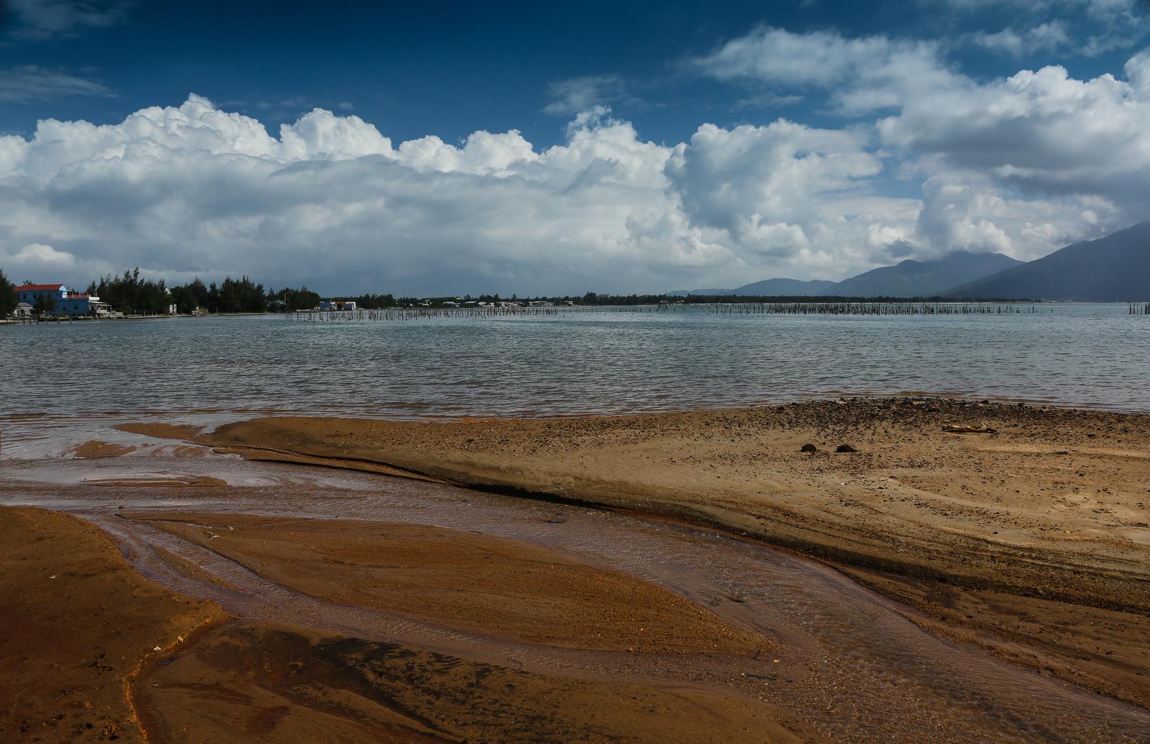 Lagune von Lang Co
