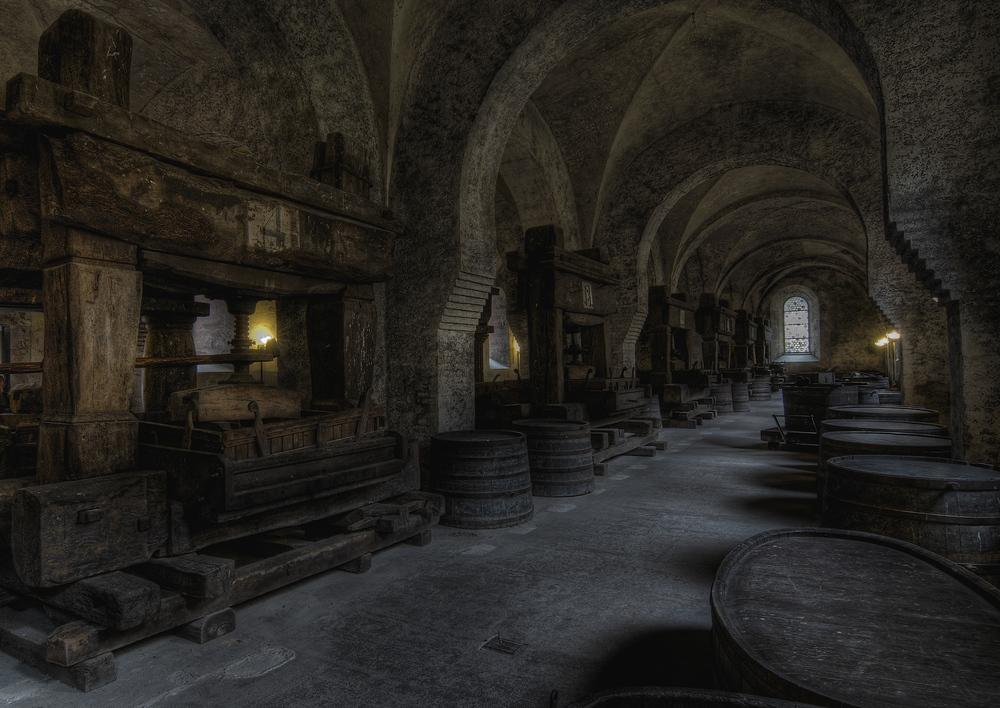 Laienrefektorium - Kloster Eberbach