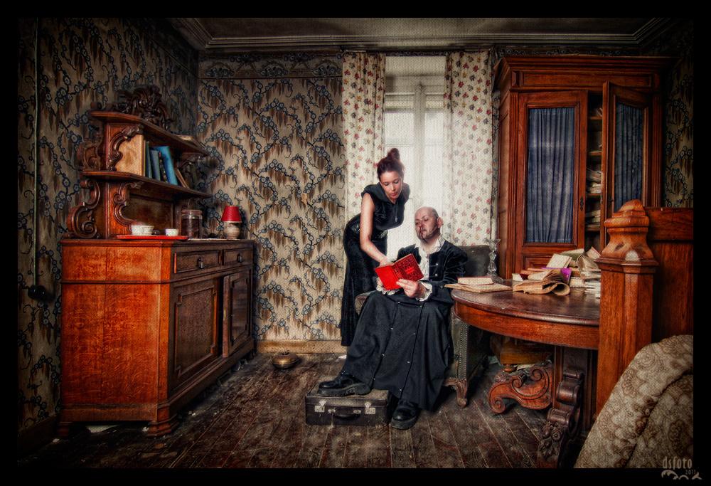 Laird and Lady Mc Leod