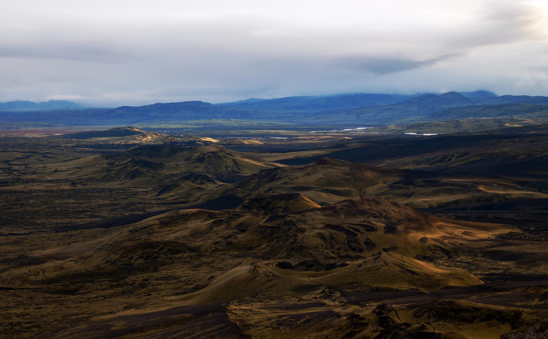 Lakagígar - Laki Krater