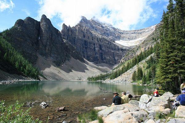 Lake Agnes I