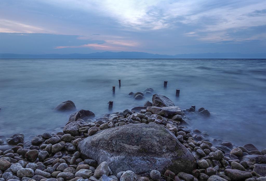 Lake Baikal 2013