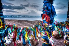 Lake Baikal - Winter X