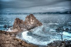 Lake Baikal - Winter XI