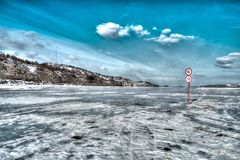 Lake Baikal - Winter XIV