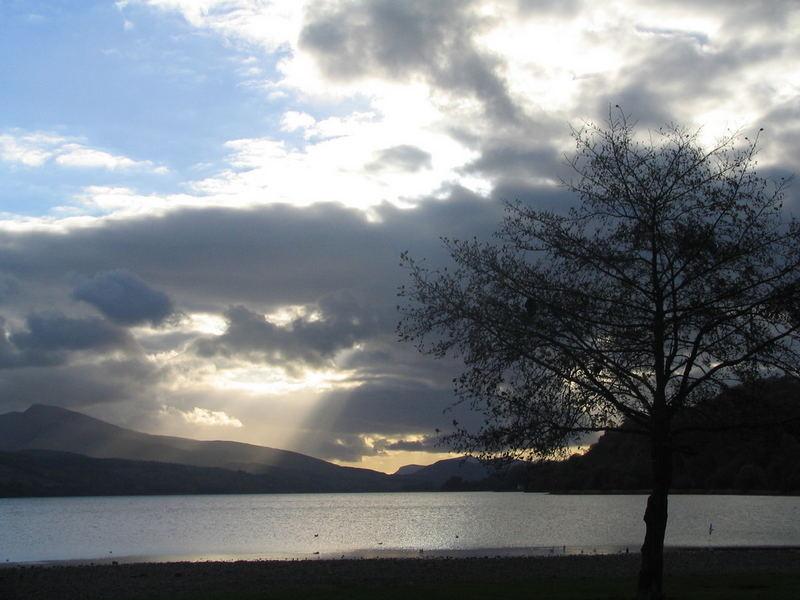 Lake Bala, Wales
