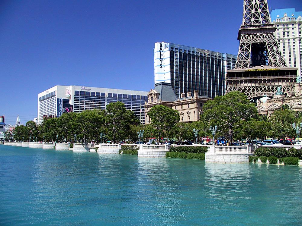 """Lake Bellagio"" Las Vegas"