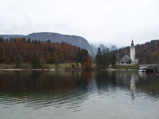 Lake Bohinj, Slowenia