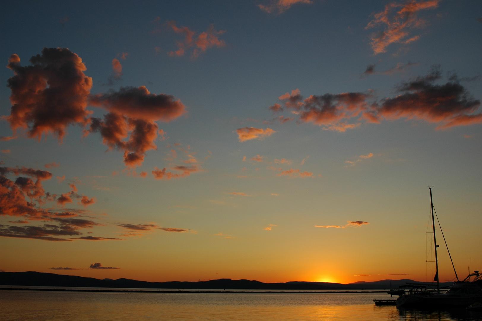 Lake Champlain Sunset III
