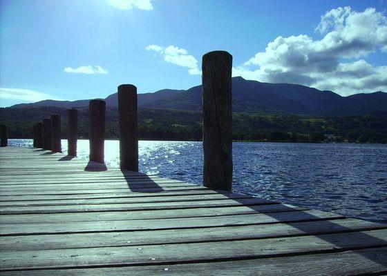 Lake Coniston, Cumbria