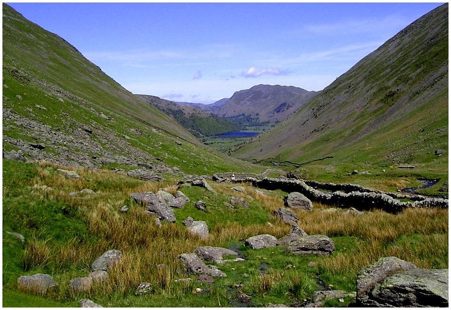 Lake-District, Kirkstone Pass