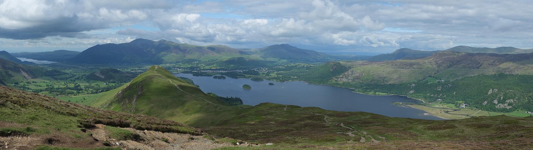 Lake District Panorama 1