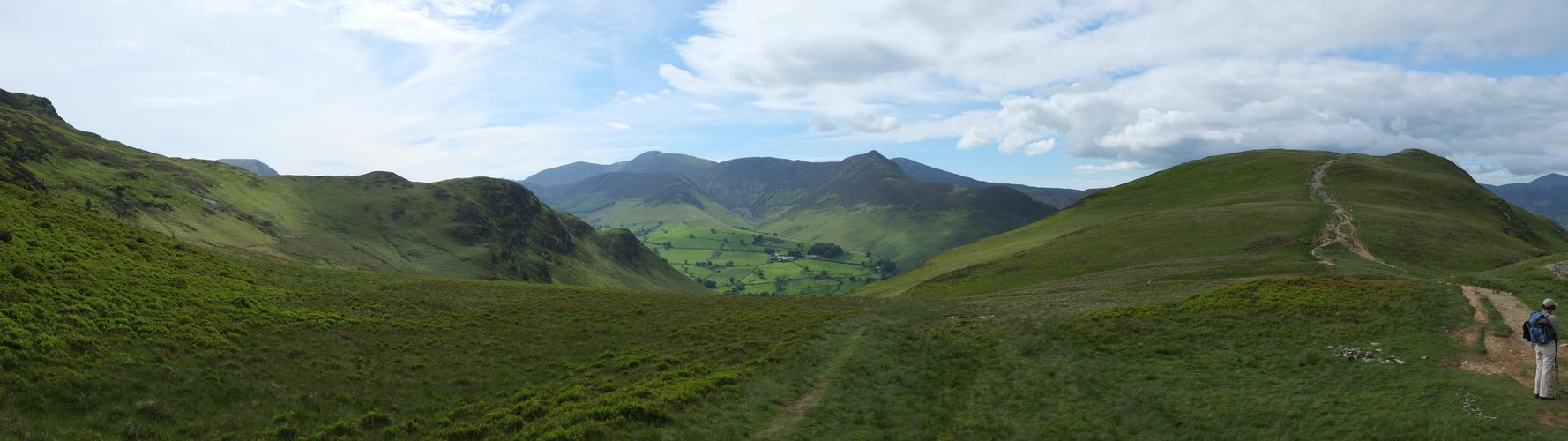Lake District Panorama 2