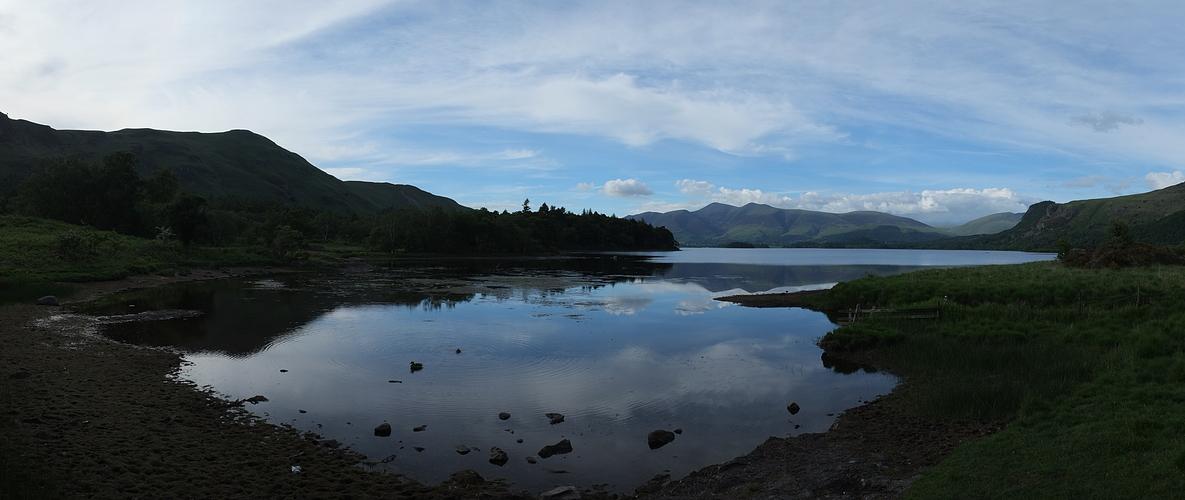Lake District Panorama 3