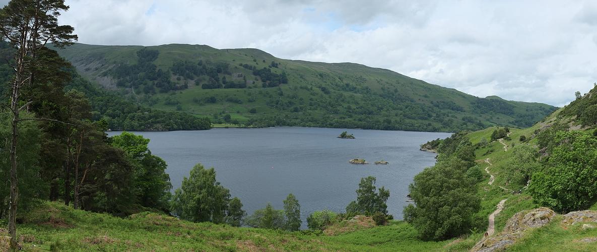 lake District Panorama 4
