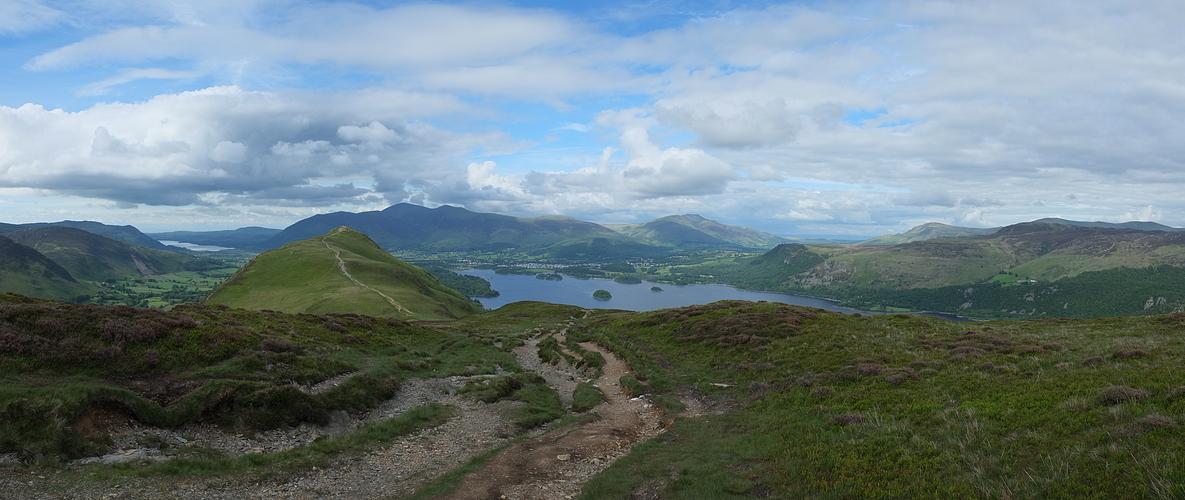 Lake District Panorama 5
