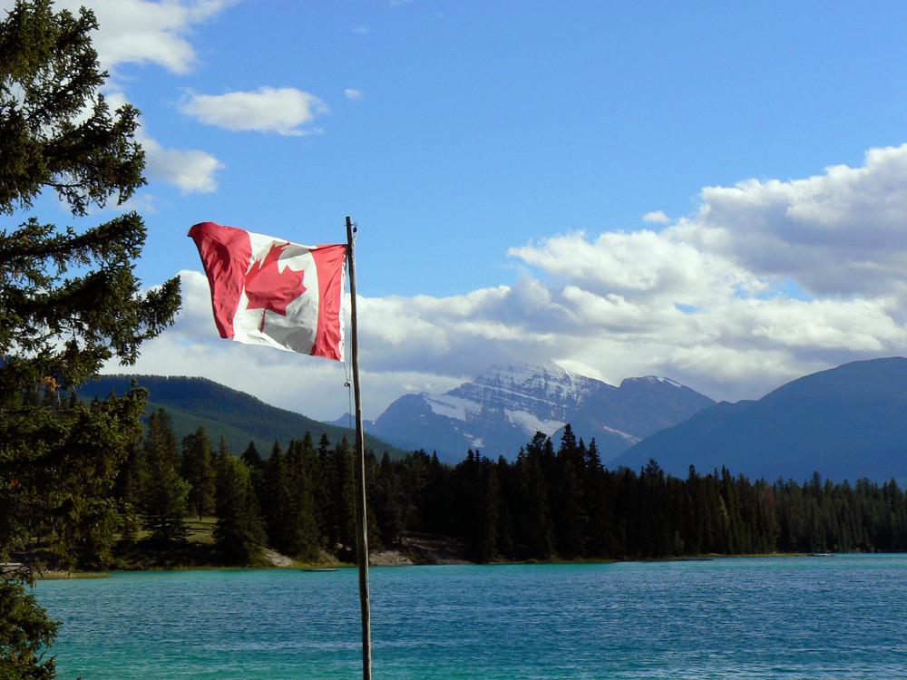 Lake Edith, Jasper N.P., Alberta, Canada