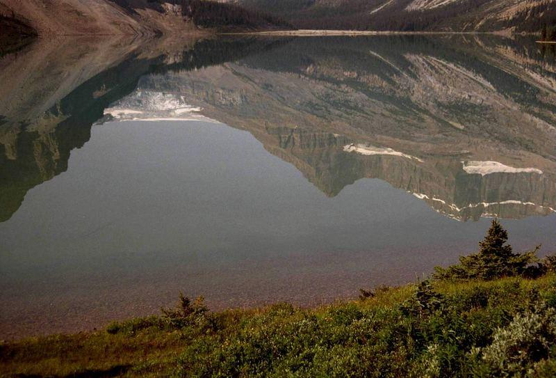 lake in a lake