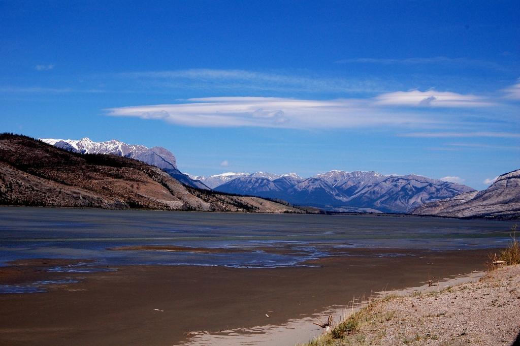 Lake in B.B.C.