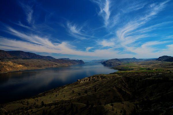 Lake Kamloops