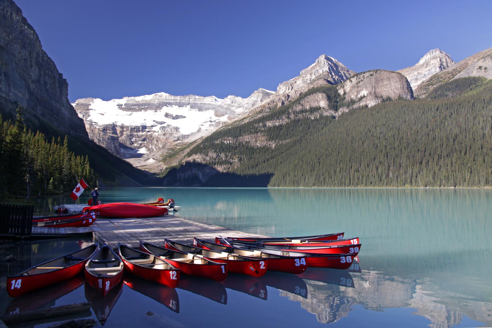 Lake Louise - Kanada