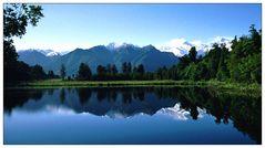 Lake Matheson 1999