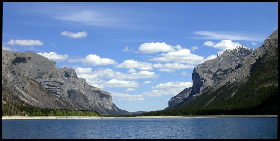 Lake Minnewanka / Banff NP