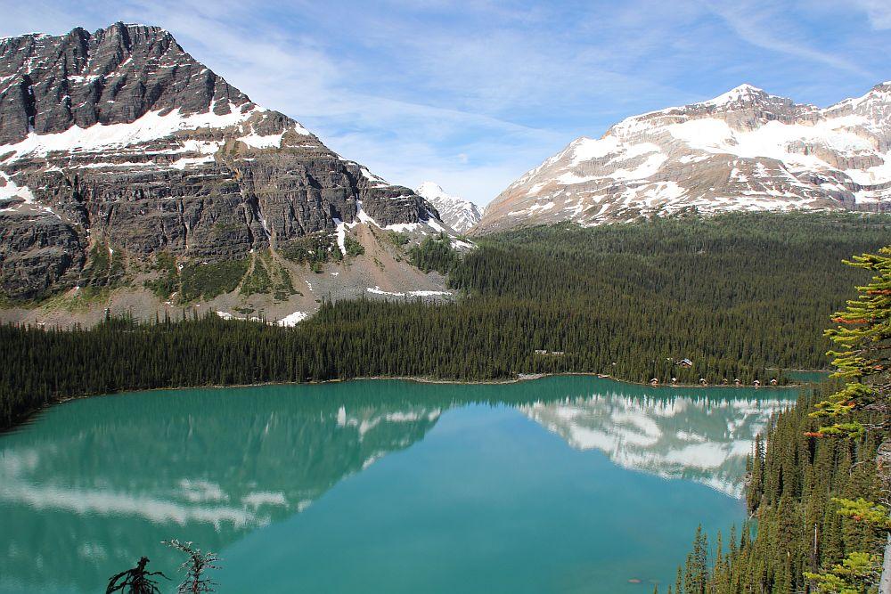 """Lake O´Hara - Ein weiterer Blick ins """"Paradies auf Erden"""""""