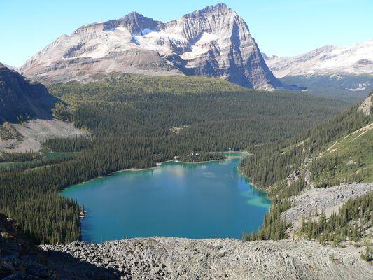 Lake O´Hara...Traumhaft!