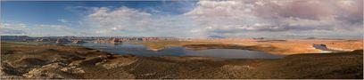Lake Powell - Glen Canyon von Günter Nau