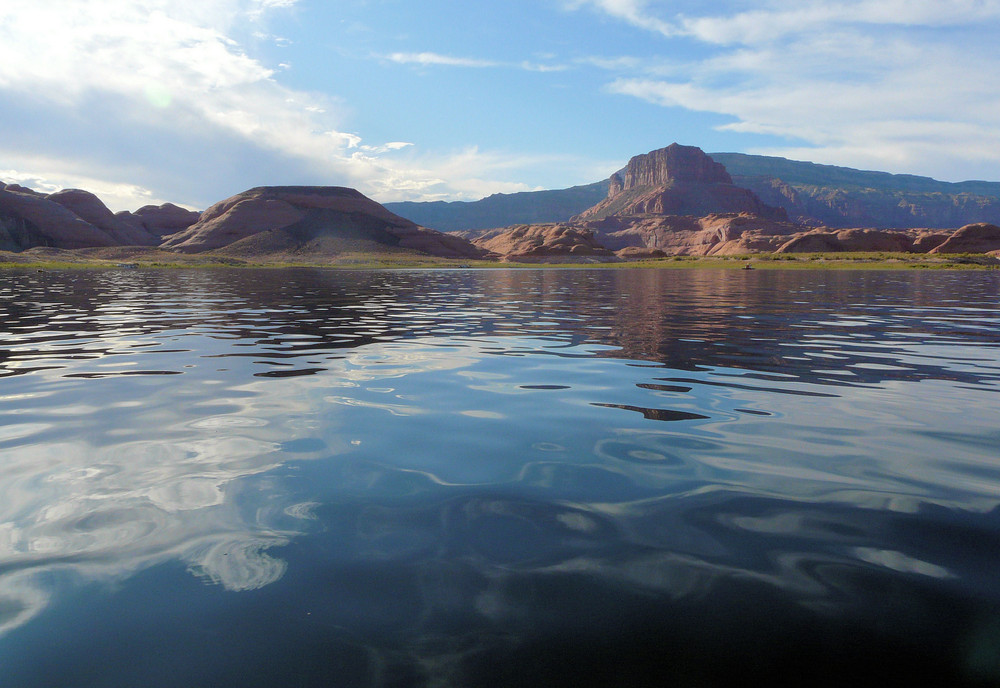 Lake Powell - vom Kanu aus gesehen Teil 2