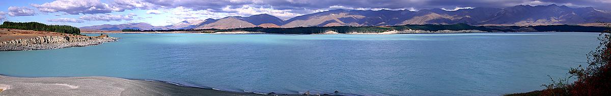 Lake Pukaki #2