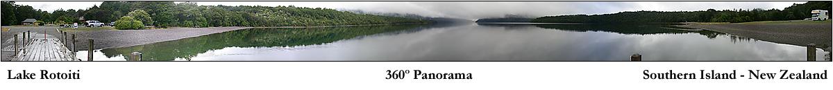 Lake Rotoiti 360º