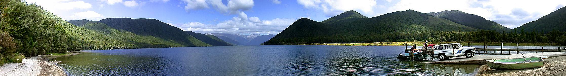 Lake Rotoroa