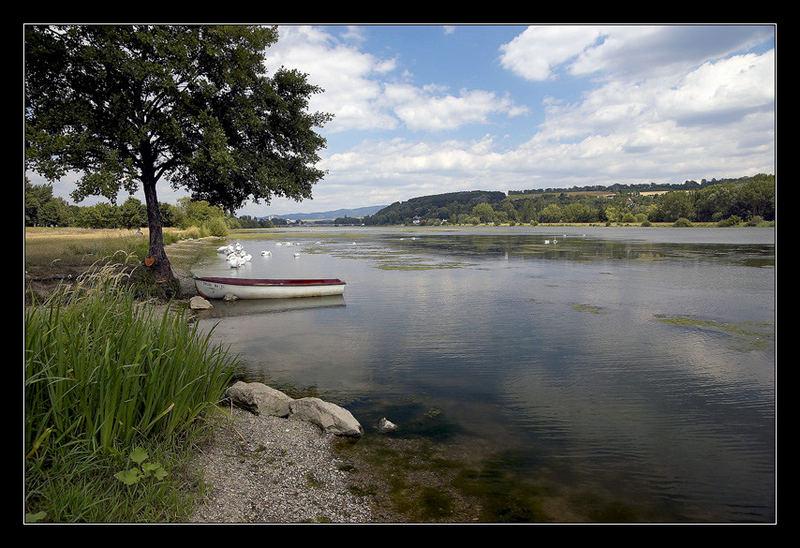 Lake Slnava (Slovakia)