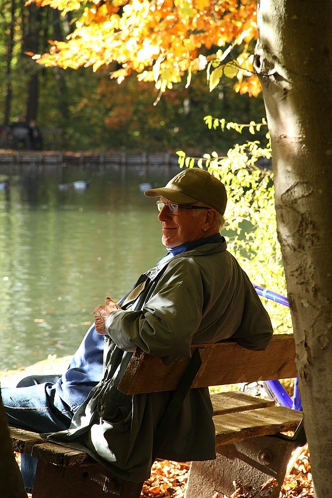 Lake Stempfle, Pensionist Impression