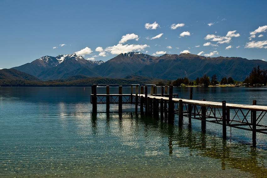 Lake Te Anau - Neuseeland - Südinsel